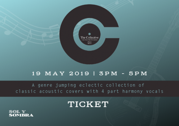 Sol live music - The Collective ticket